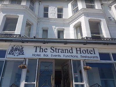 Langham Hotel Eastbourne Conservatory Restaurant Menu